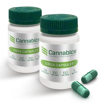Cannabics Pharmaceuticals